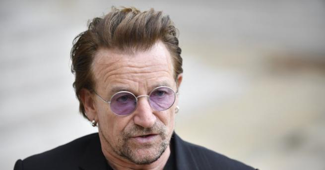 Ирландската рок звезда Боно предупреди, че ООН и други международни