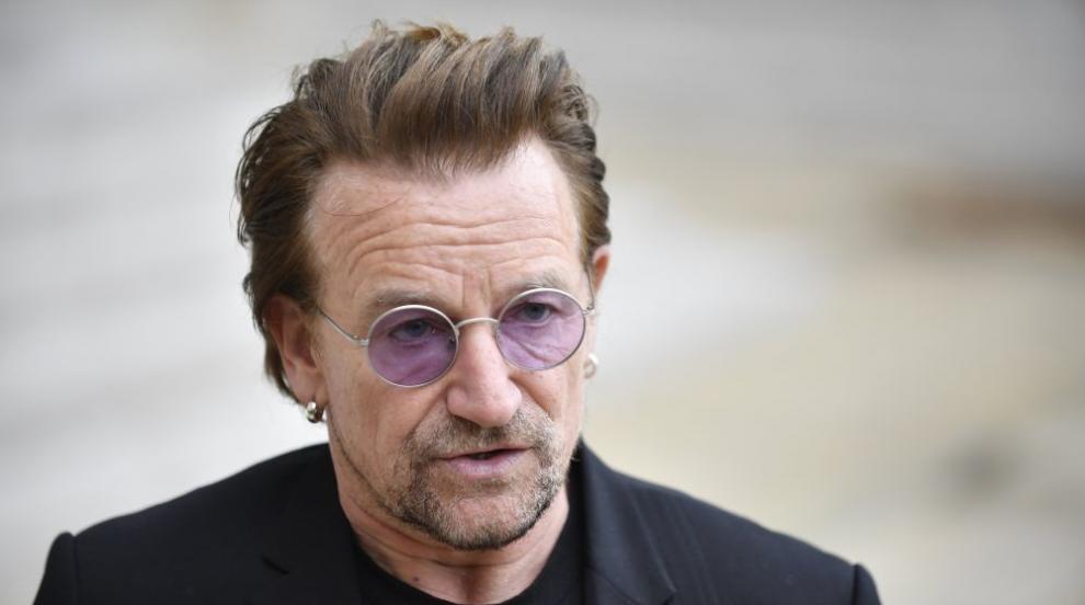 Боно от U2 обичал да се включва в радиопредавания под фалшиво име