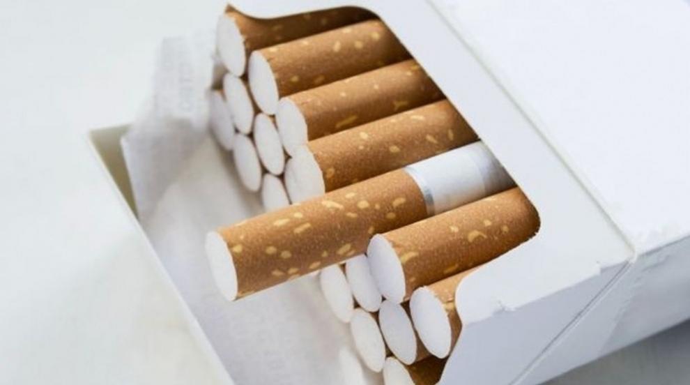 След акция: Иззеха голямо количество цигари без бандерол
