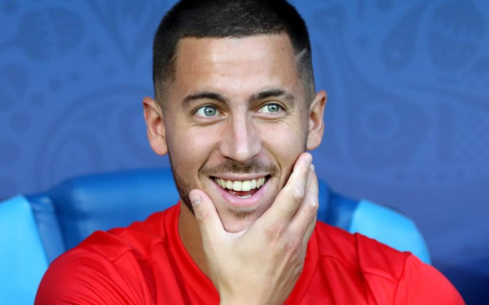 Азар: Няма да си тръгна от Челси