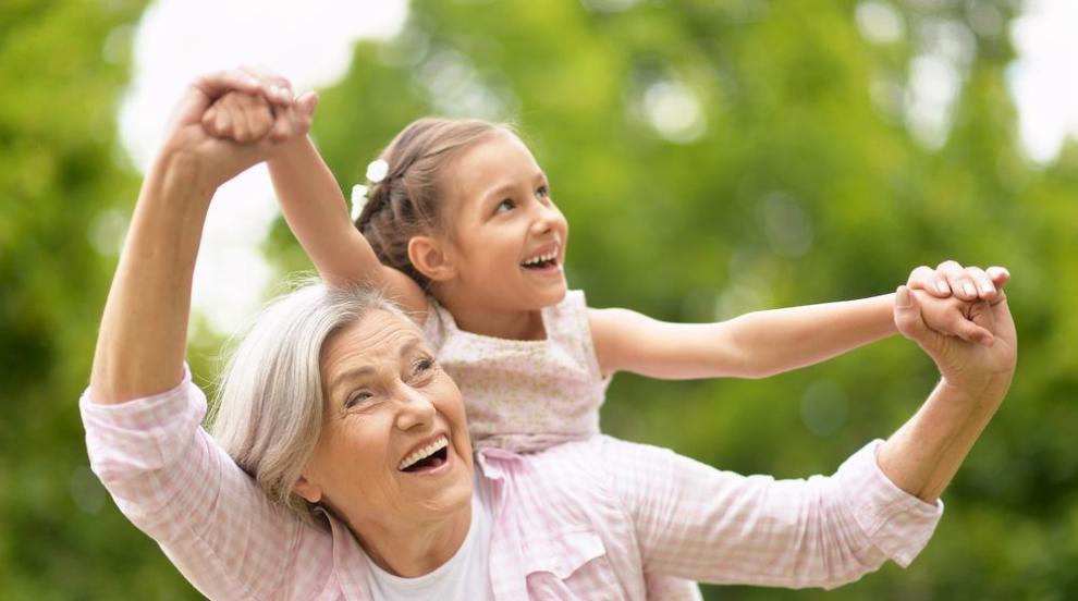 Четири качества на добрата баба (ВИДЕО)