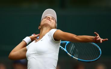 Лек прогрес за Вики Томова в ранглистата на WTA
