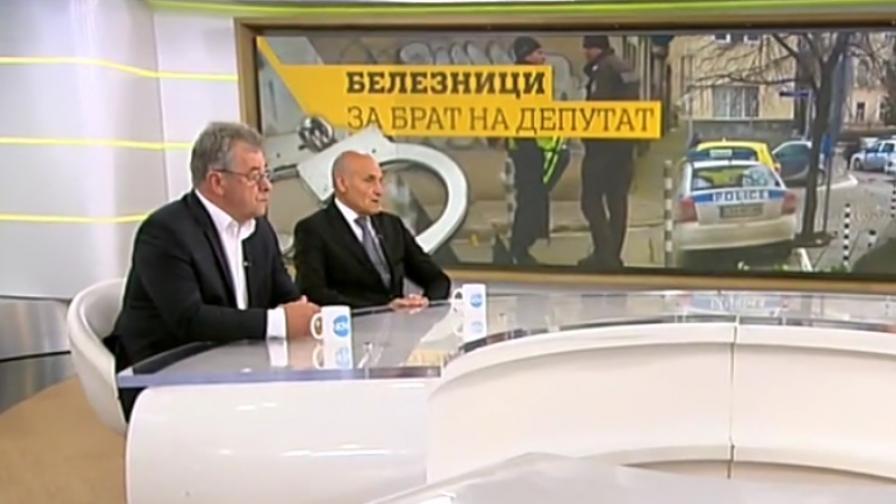 Експерти за брата на депутат и убийството на Стаменов
