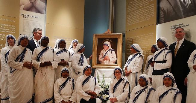 """Жена, доброволец в организацията на Майка Тереза """"Мисионери на милосърдието"""""""