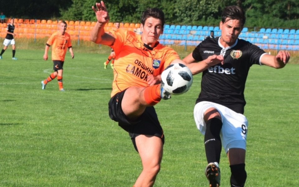 Локомотив Пловдив надви Рилски спортист в учебна игра