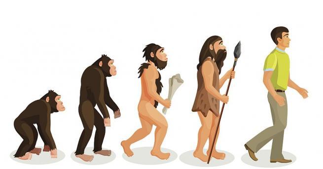 Древните предци на човека са стояли на два крака и