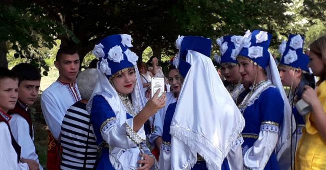 Алина Кислева е пропътувала пътя от Украйна до първопрестолната Плиска,