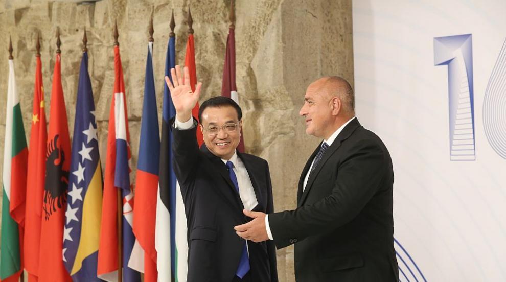 """Китайският премиер: Сътрудничеството """"16+1"""" трябва да остане отворено"""