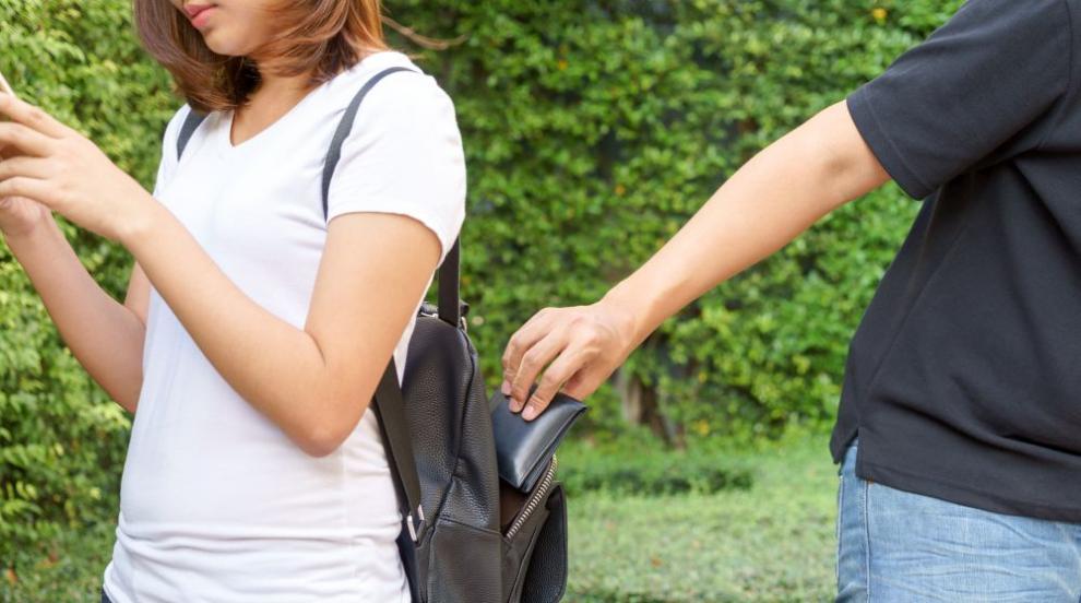 Кражбата на имущество - най-разпространеното престъпление сред децата