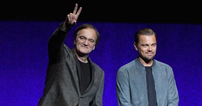 Излезе дългоочакваният трейлър на новия филм на Куентин Тарантино