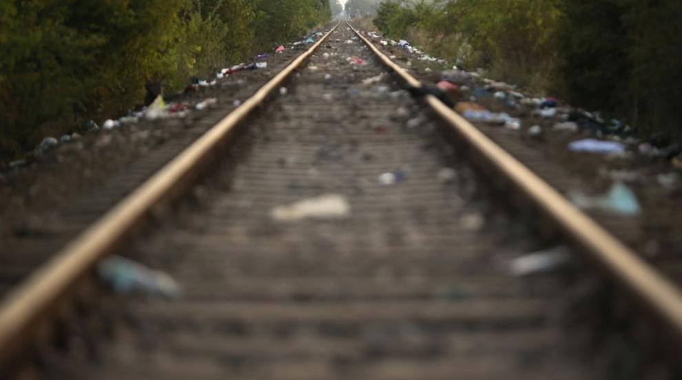 Възрастна жена загина, след като бе блъсната от влак до Пловдив