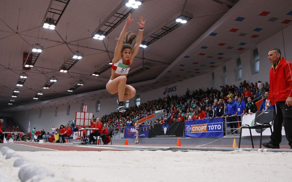 Начева със сребро на Европейското по лека атлетика за юноши и девойки до 18 години