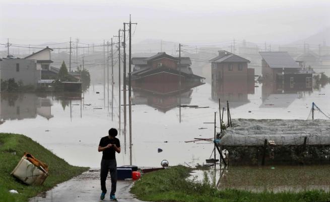 Екстремен климат сее смърт в Северното полукълбо