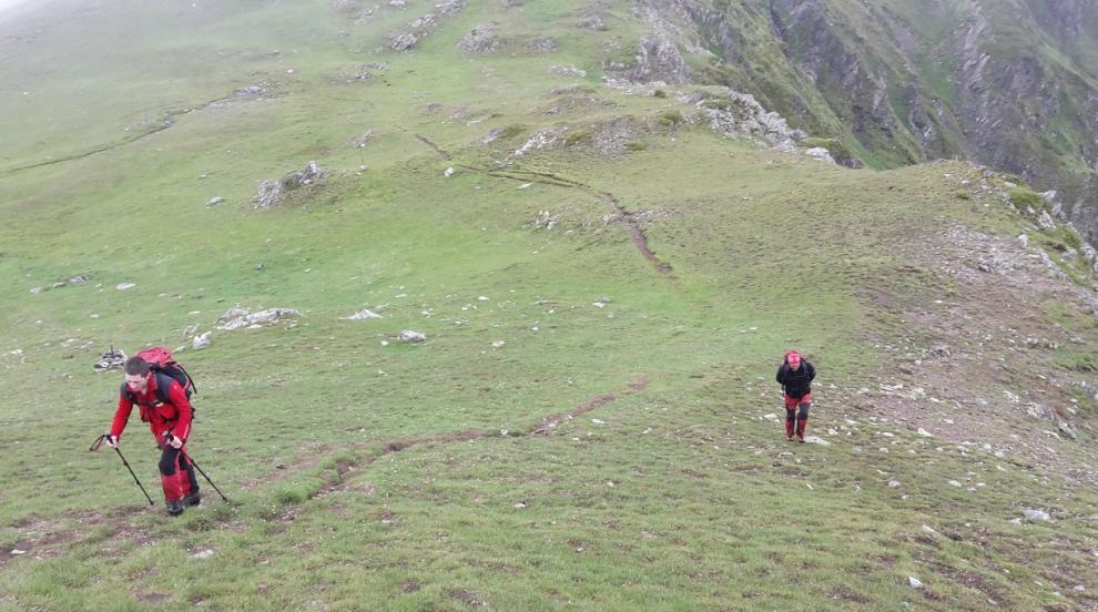 Планински спасители издирват загубили се в Пирин туристи