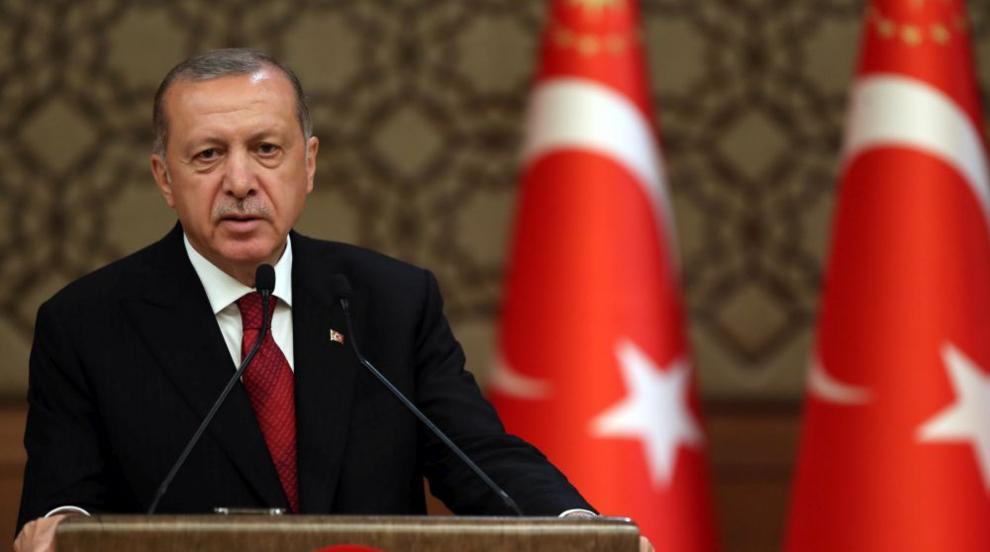 Ердоган назначи зет си за министър на финансите и съкровищницата