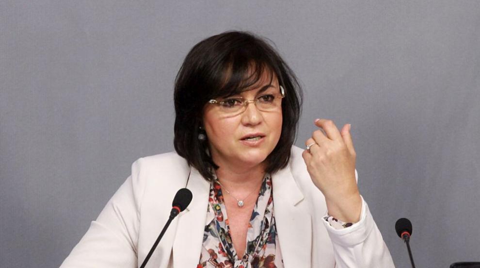 Корнелия Нинова с обвинения към премира Борисов заради фалита на