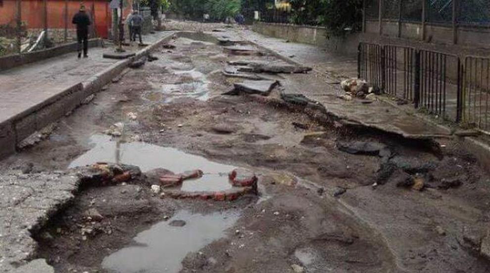 Почти 3 млн. лева са щетите по инфраструктурата след дъждовете в Мизия