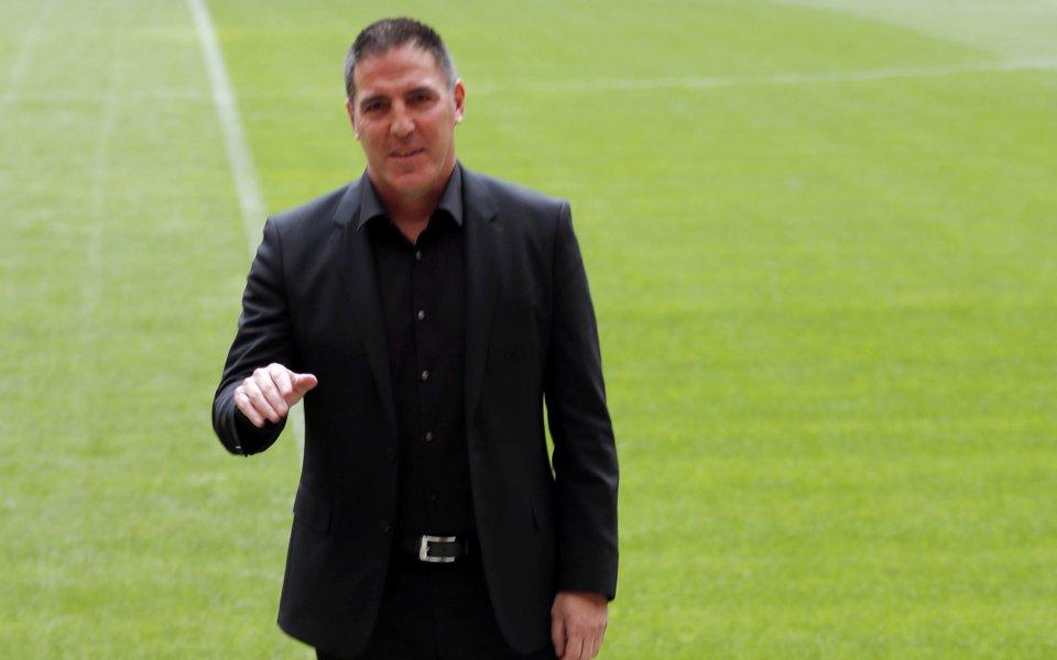 Селекционерът на Парагвай Едуардо Берисо коментира постигнатия успех на тима