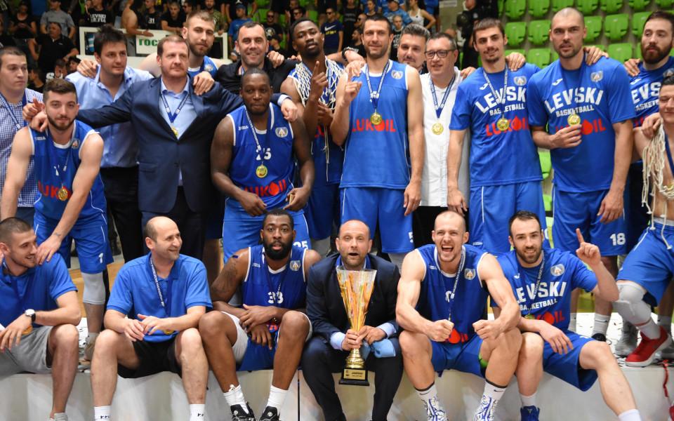 Литовци са първото препятствие пред Левски Лукойл в Шампионската лига