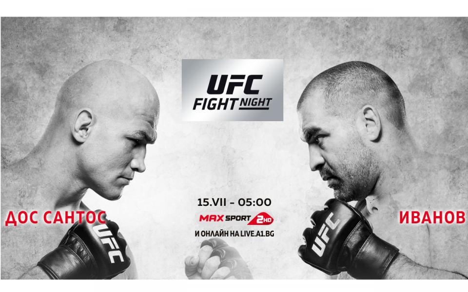 Багата преди дебюта си в UFC: Готов съм, ще се бия за България