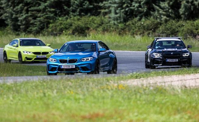 М2 е автомобил-мечта за писта. Позволява да достигнеш до лимита си, като може да те извади от критична ситуация, докато при М4 ситуацията става по-сериозна, тъй като има с 80 к.с. повече (пакет Competition).