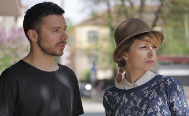 Лили Гелева и Мартин Костадинов
