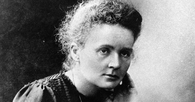 Мария Кюри е първата жена, удостоена с две Нобелови награди