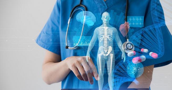 Учени направиха първата триизмерна цветна радиография на човешко тяло