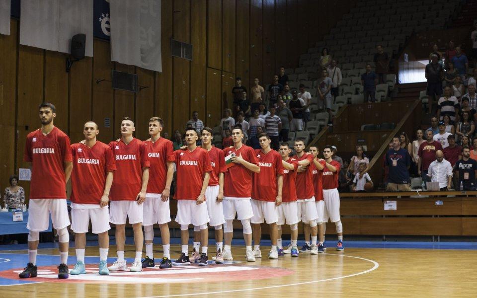 Трудно начало за младежите, загубиха от фаворита Словения