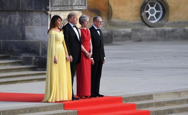 Защо Тръмп разгневи британците