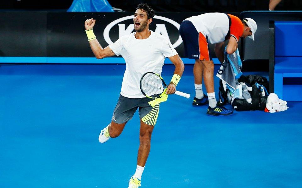 Спряха правата на тенисист от Колумбия заради залагания