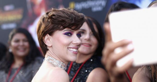 Скарлет Йохансон отказа да изпълни роля на трансджендър във филма