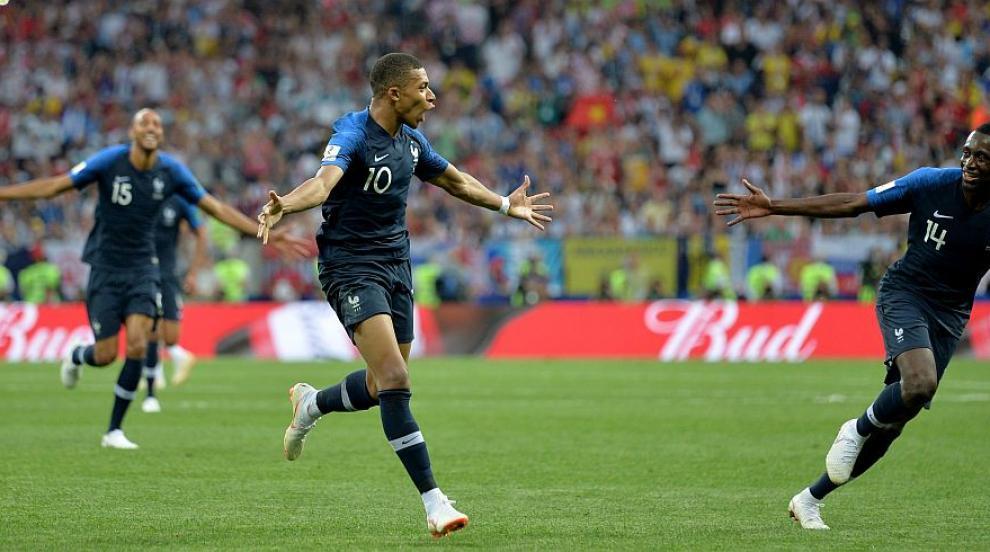 20 години по-късно: Франция отново е световен шампион!