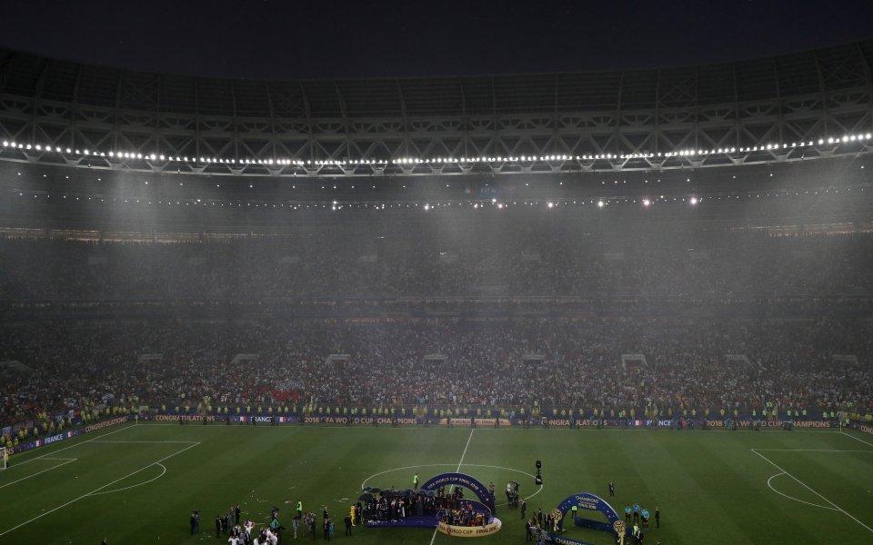 Радост за милиони: Франция вдигна най-желания трофей