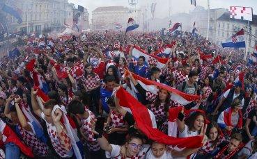 Опандизиха 55 хървати в Щутгарт