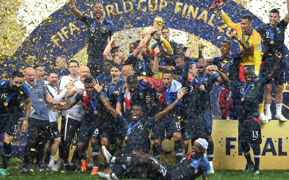 Контролата между националните отбори на България и Франция вече е