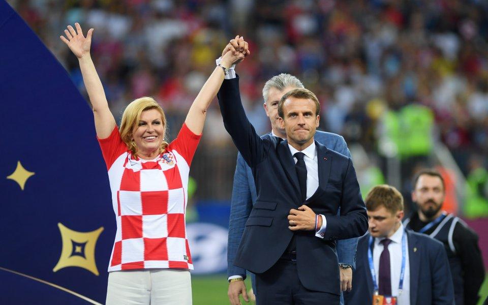 Колинда от Хърватия, в която се влюби целият свят