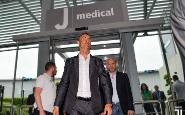 Роналдо се издължава на испанската хазна