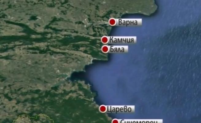 Най-чистите и най-мръсните плажове на Черноморието