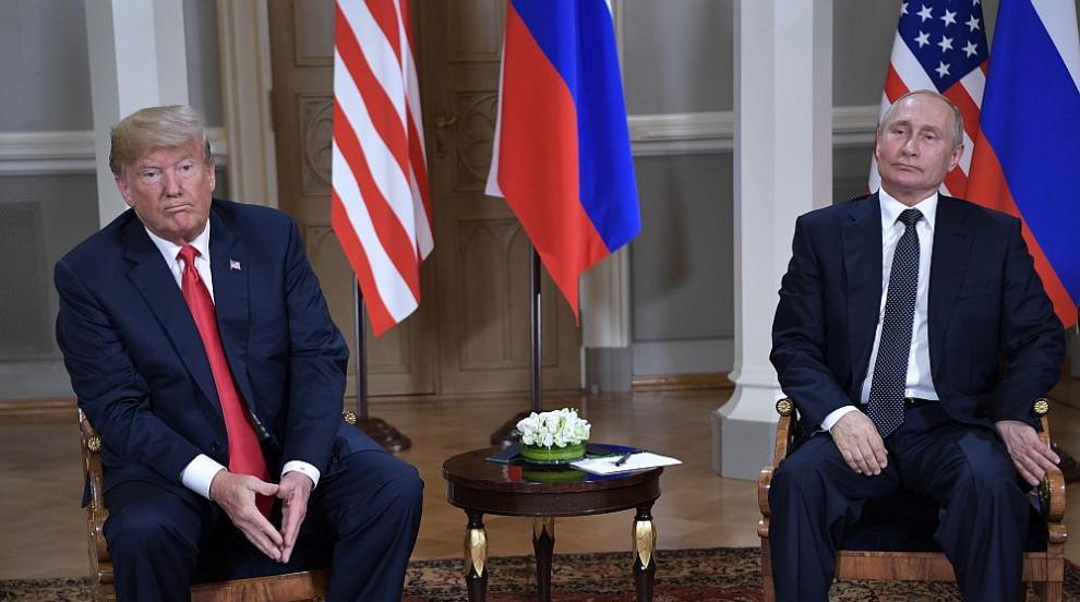Тръмп заяви, че срещата му с Путин била