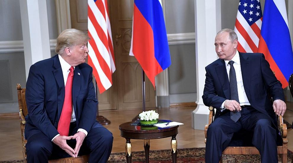 Тръмп: Срещата на четири очи с Путин беше добро начало