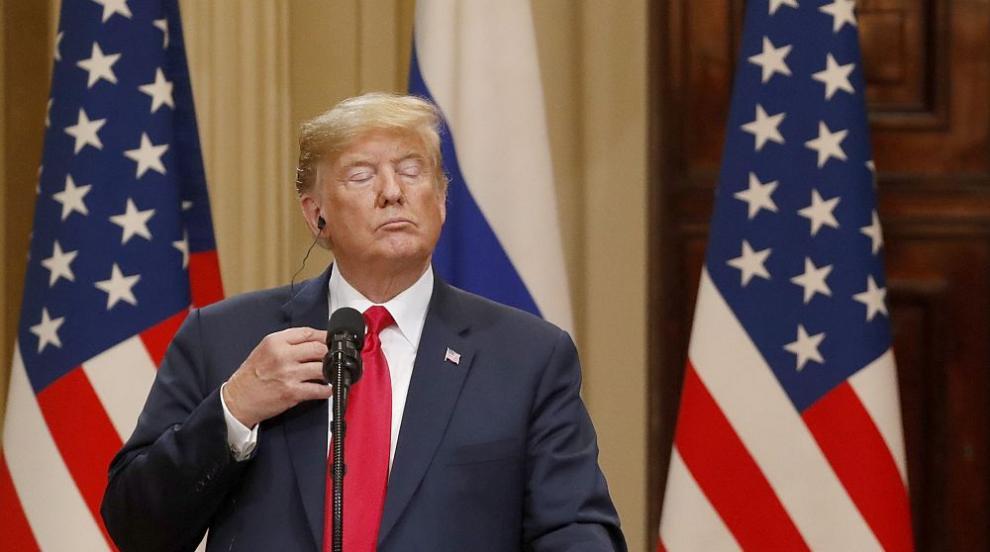 Скандал в САЩ: Тръмп заяви, че не вярва на US разузнаването за руска намеса в...