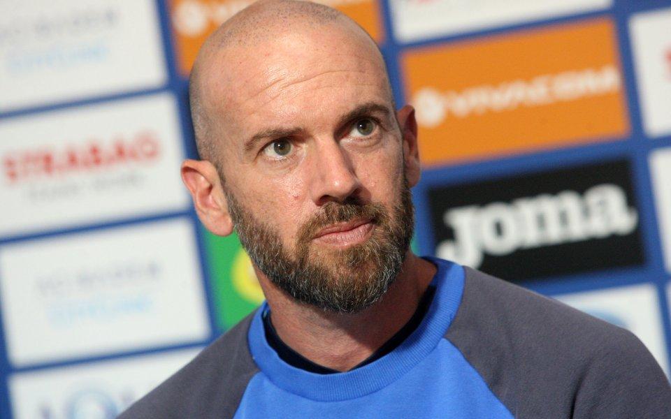 Треньорът на Вадуц се закани на Левски: Имаме сили да ги елиминираме
