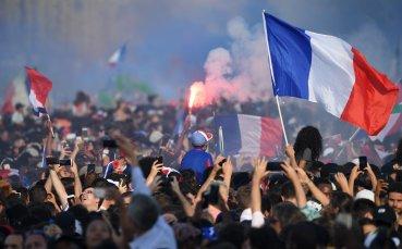 Над 30 още са в ареста след купона за френската титла