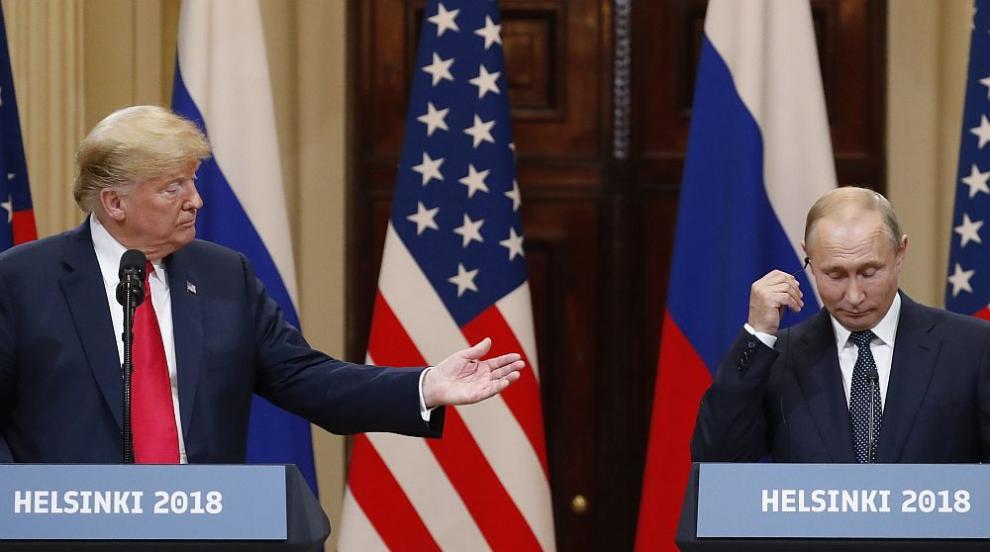 Най-важното, което си казаха Тръмп и Путин (ОБЗОР)