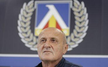 Gong.bg Ви пита: Кой трябва да бъде новият треньор на Левски?