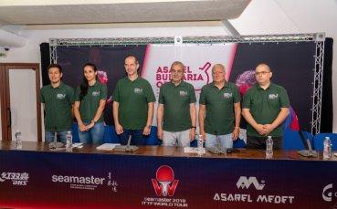 Турнирът по тенис на маса в Панагюрище подобри два рекорда преди да е почнал