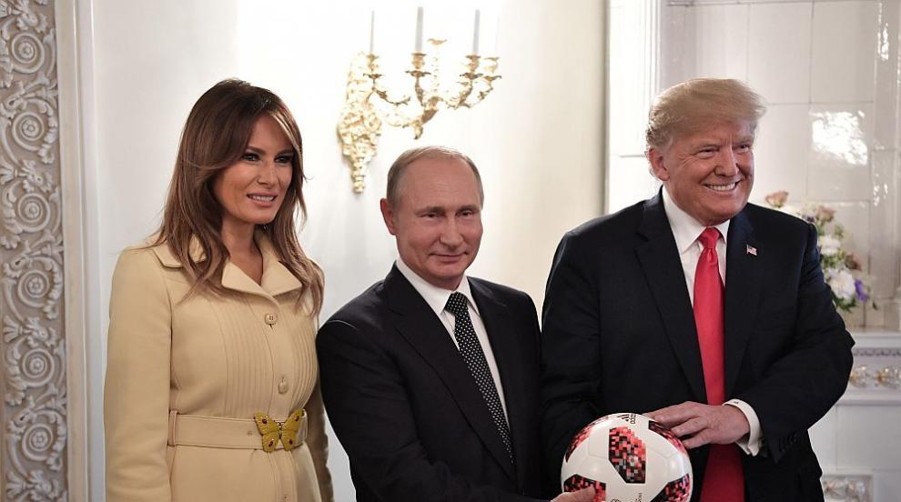 Кремъл ще поздрави Байдън, ако Тръмп признае...