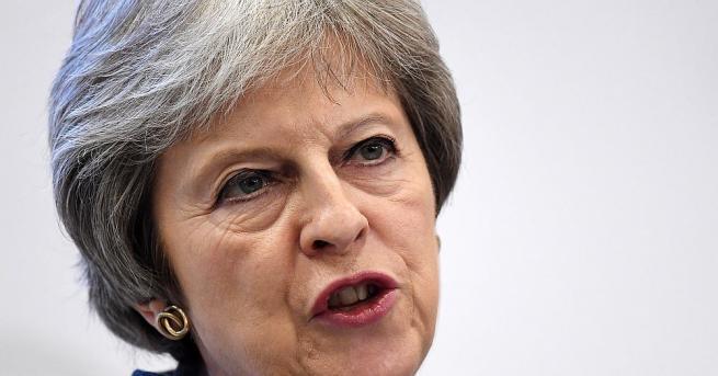 Британският премиер Тереза Мей спечели подкрепата на долната камара на