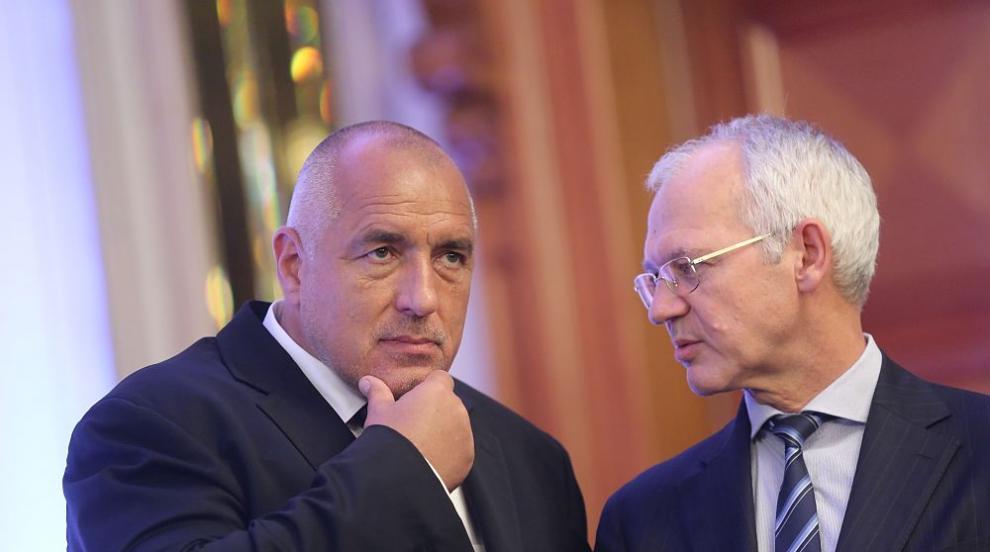 Борисов: Полагаме огромни усилия в борбата със сивия сектор